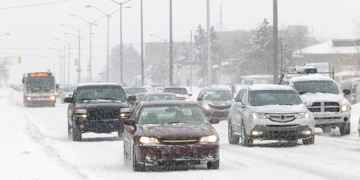New York Winter Driving Tips