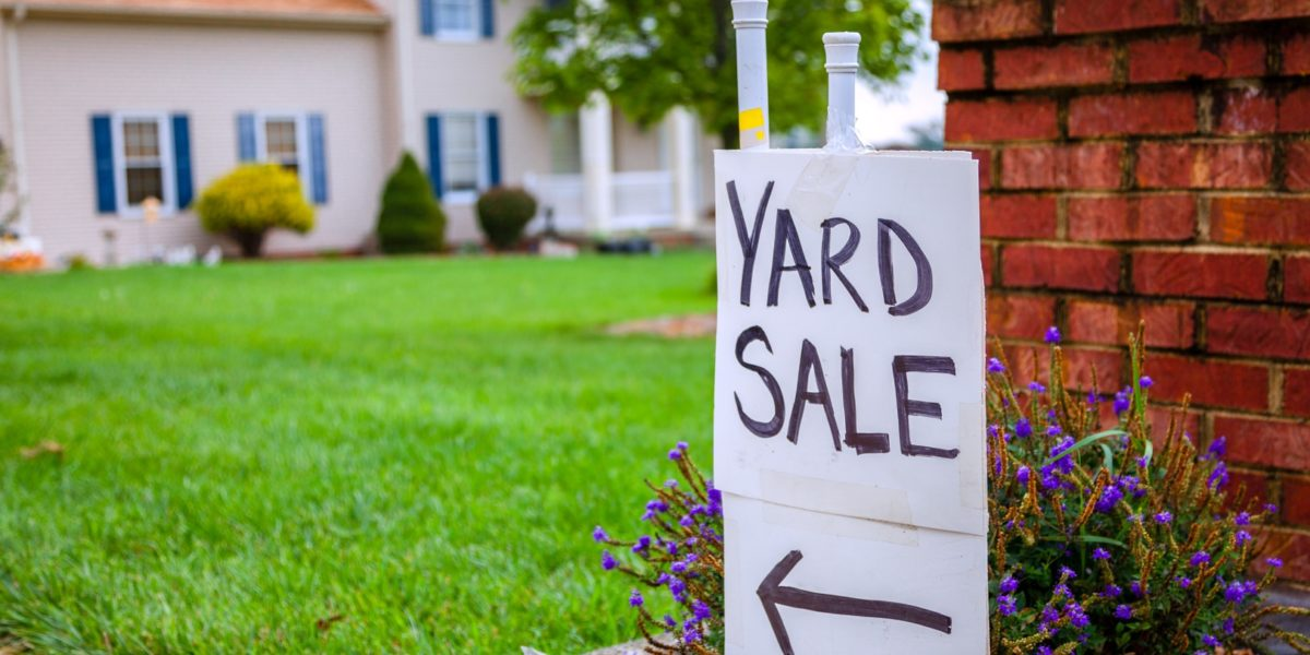 Tips for a Perfect Yard Sale