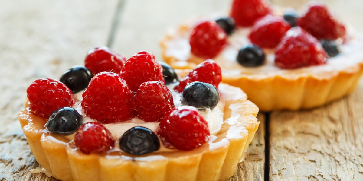 4th of July Recipe: Fruit-Tart Flag