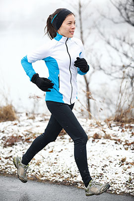 Tips for Working out in Cold Weather