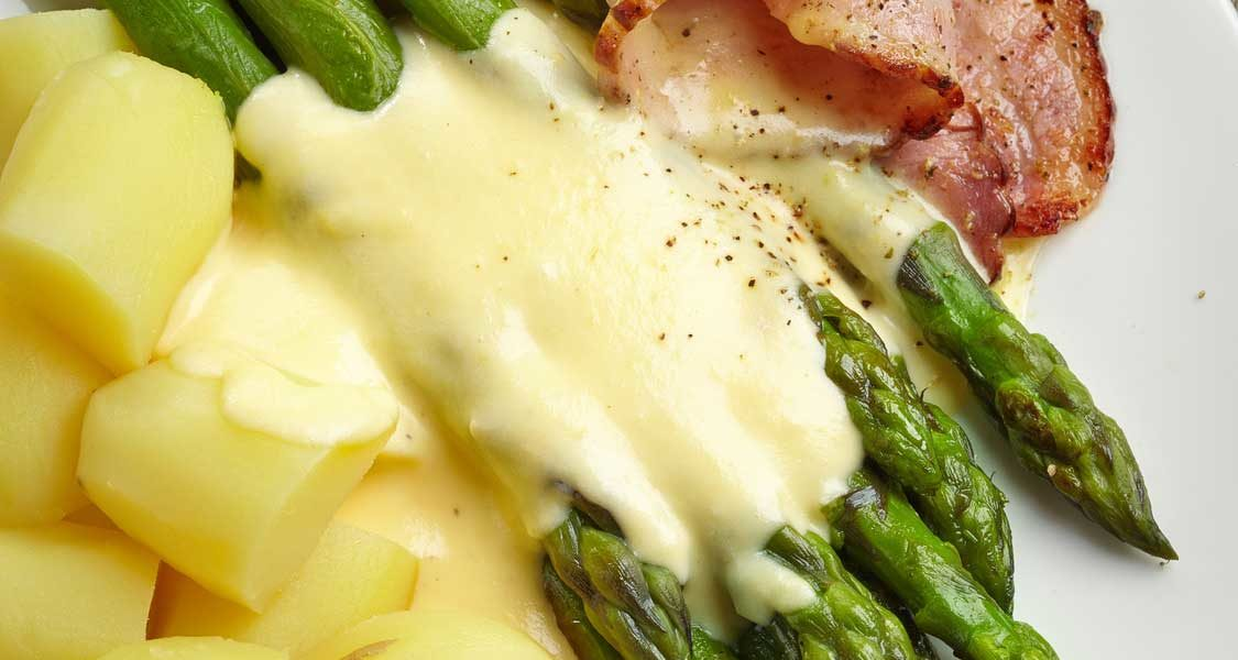 Spring Recipe: Glazed Ham with Asparagus & Potatoes