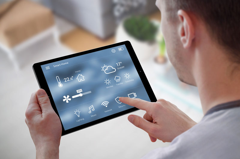 Smart Home Invention Homeowners Insurance in Hudson