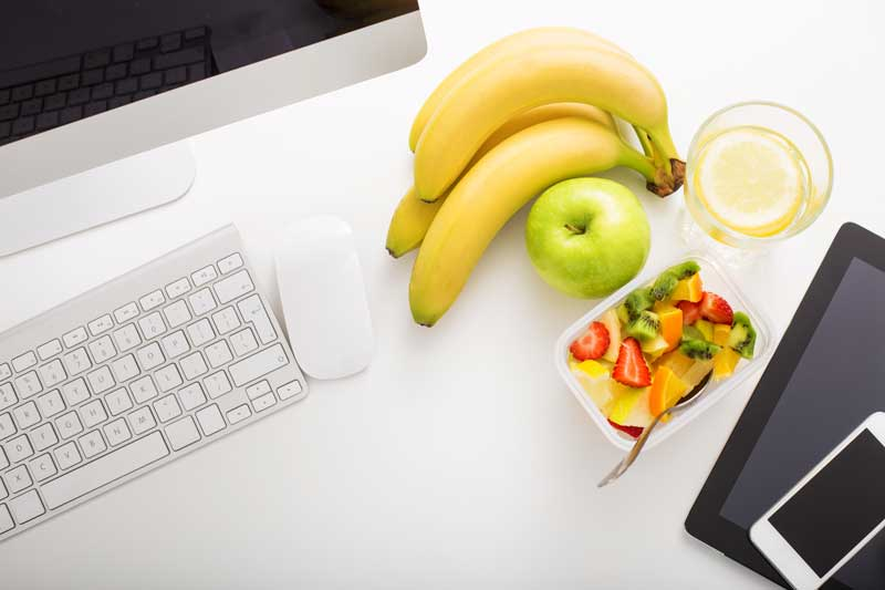 Healthy Snacks Every Office Should Have