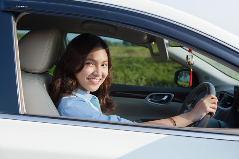 Buy Auto Insurance for Your Teen