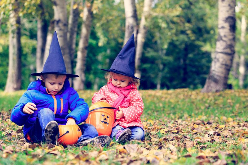 Easy Halloween Safety Tips for Your Little Trick-or-Treaters