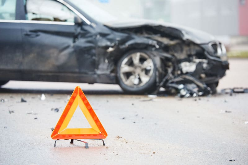 Determining Fault in an Auto Accident