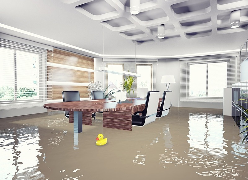 Does Commercial Insurance Cover Flood Damage?