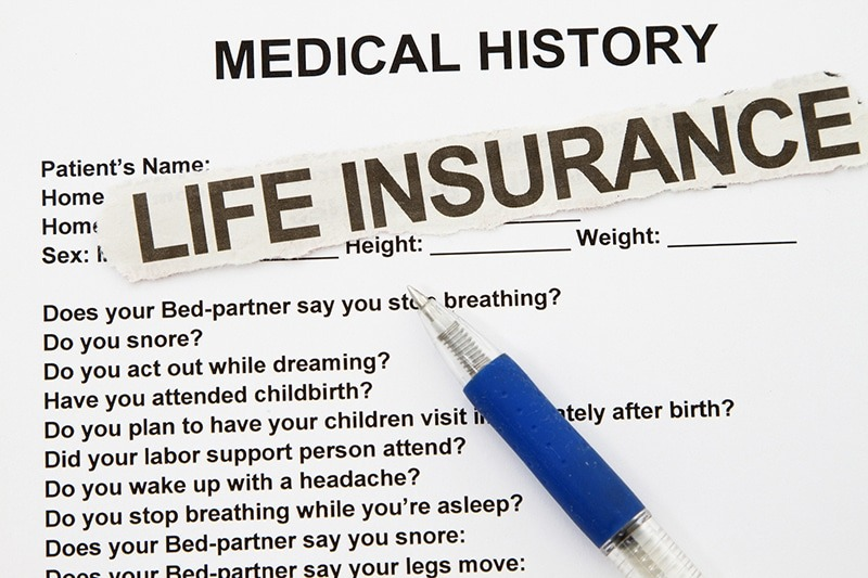 What Could Keep You From Getting Life Insurance? the medical history part of a life insurance policy