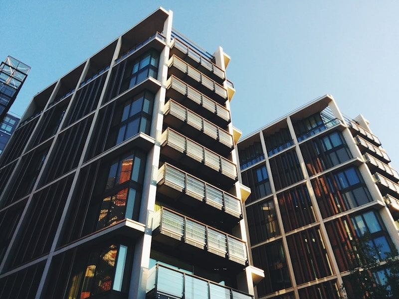 The Essentials of a Commercial Property Policy commercial building of offices